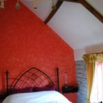 Merlin Room- bedroom