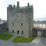 The Castle from the Third Floor of Damer House