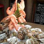Our fruites de mer!