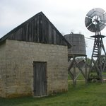 Windmill at the Johnson Settlement