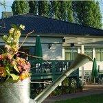 La Piazzetta, Restaurant am Tennisclub Foto
