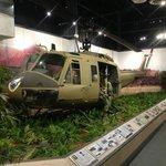 UH-1 helicopter circa 1967