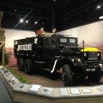 Armored Gun Truck circa 1968