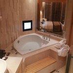 Vista Banheiro para o quarto
