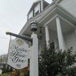 The Martin House