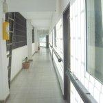 pasilo del tercer piso
