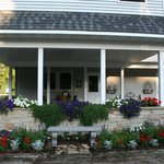 Green Lake Inn Entrance