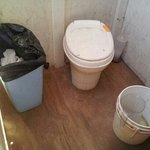 Basic toilet facilities