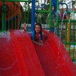 Having a ball in the SPLASH park