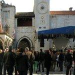 Елка в Старом городе