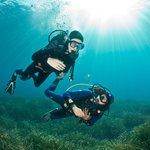 Une expérience unique, le baptême de plongée!!