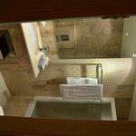 Salle de bain - Chambre 104