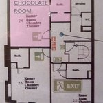 The Chocolate Room at the 2nd floor