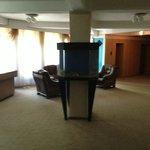 Floor 4 lobby