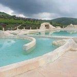 le piscine con le onde Villaggio Della Salute più