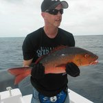 Mark with a Red Snapper