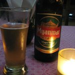 Myanmar beer K2500