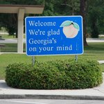 Visitor Info Center In Kingsland On 5-16-13