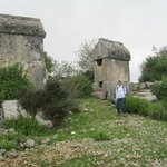 Exploring the Hoyran Necropolis