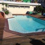 piscina spiaggia bagni Marcello