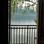 chambre rdc avec balcon