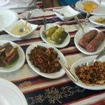 rodízio de comida árabe! excelente!