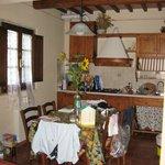 interieur glicine keuken