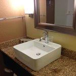 Retro-fit sink