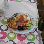 Colazione turca salata