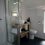salle d'eau grande chambre double