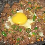 Ox Tongue sisig
