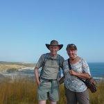 on our coastal walk near Omapere