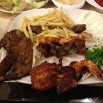 Hadramawt Mixed Grill