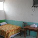 Habitaciones muy comodas y limpias.