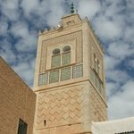 Mosque Kairouan, Tunisia