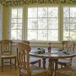 Ola'a Plantation dining room