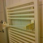 broken dry rack....