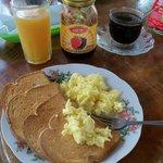 Otro de nuestros desayunos