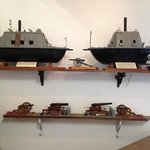 model ironclads