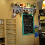Menu items - Best Coast Coffee and Gallery - Broad Cove