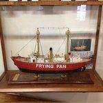 frying pan model