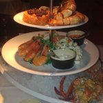 Seafood Platter extraordinaire!
