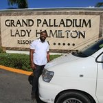 Kevin Coleman of Jammin Jamaica Tours