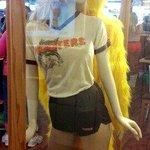 Original Hooters Uniform
