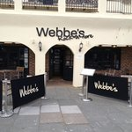 Webbe's at Rock a Nore, Hastings.