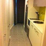 One Bedroom Deluxe Kitchen, Feb 2013