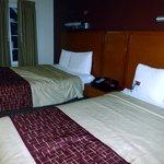 Double queen bedroom