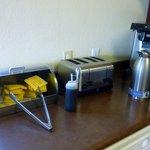 Waffles & toaster