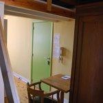 Triple room: Door