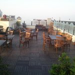 Terrace top deck - great views over The Sea of Marmaris